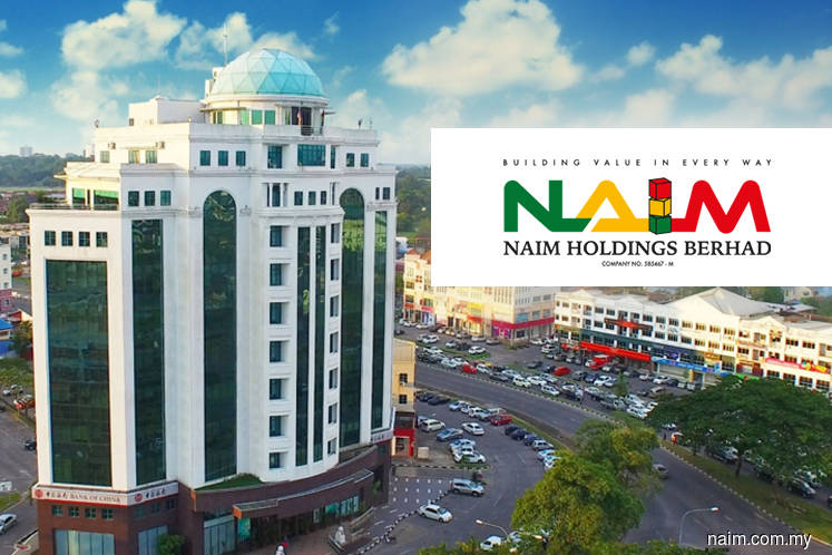 Naim jumps 23% to highest level in a year