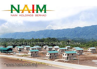Naim-金务大联营获泛婆罗洲大道15.7亿配套