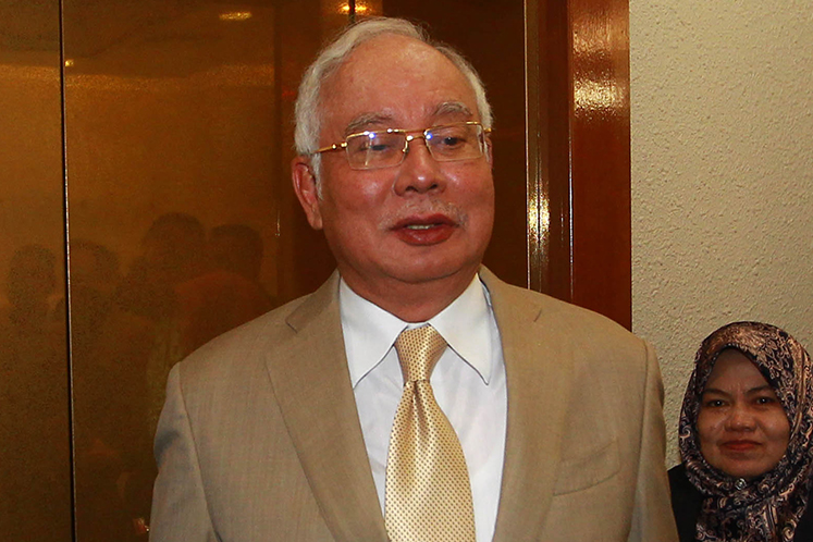 Najib files application to obtain audio recordings released by MACC