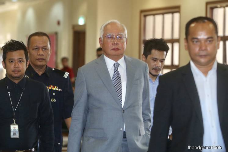 Najib: New ECRL price tag proves project not for bailing out 1MDB