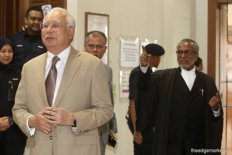 AGC to decide next step for Najib's RM27m SRC money-laundering case