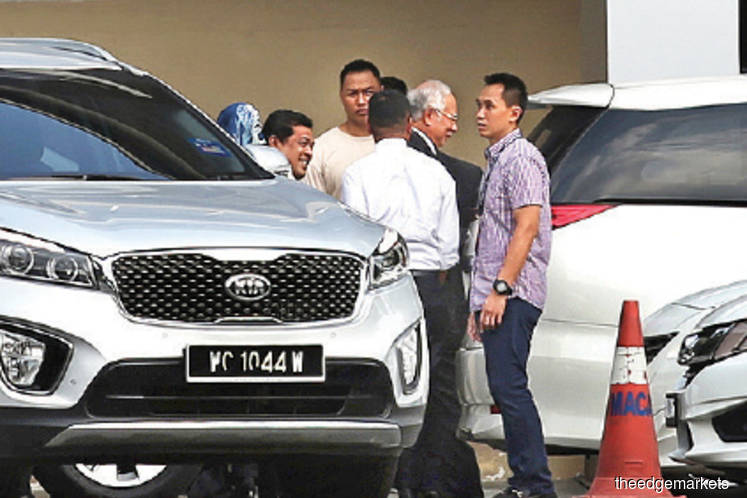 Najib to face fresh charges over money laundering at SRC