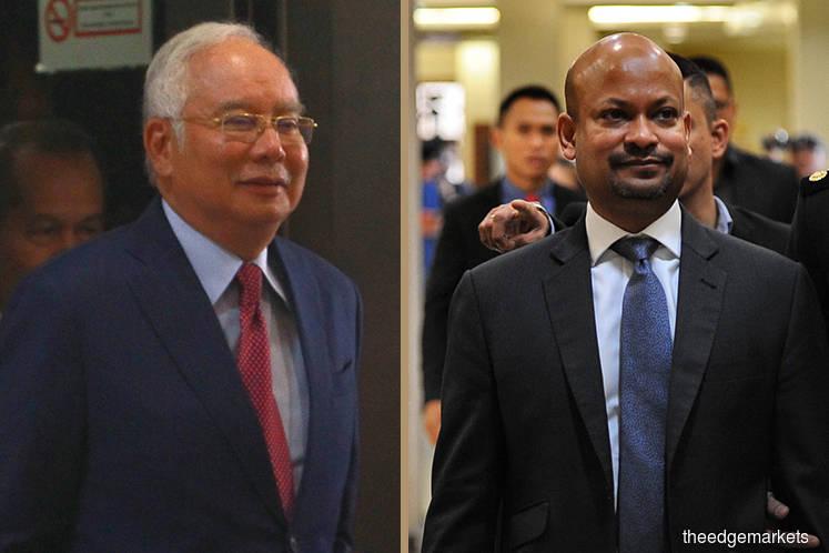Najib, Arul Kanda's 1MDB audit tampering trial to begin on Monday