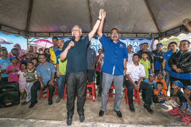 Politics and Policy: Najib's Camerons gamble — what if BN had lost, and what now?