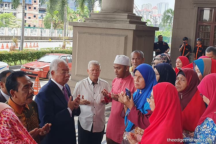 Day 12 of Najib's SRC trial: Prosecution to revert on 1MDB court dates