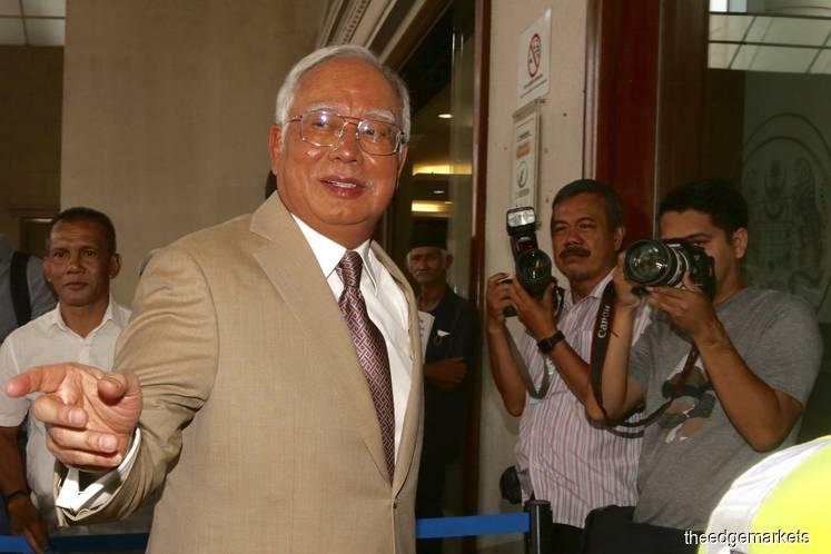 Day 4 of Najib's SRC trial