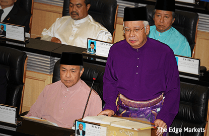 Najib's 2016 Budget Speech: 'Prospering the Rakyat'