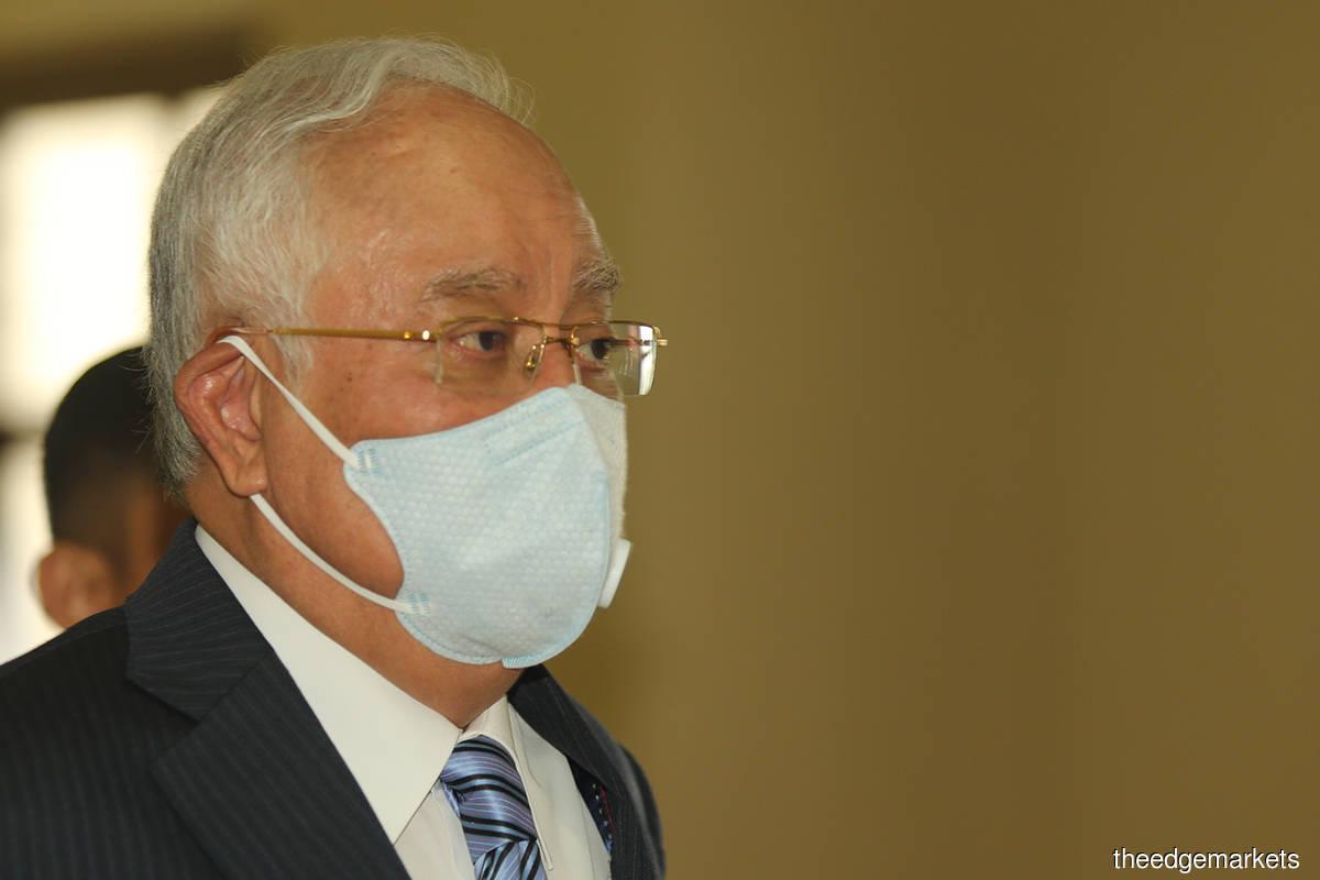 Najib disallowed to go to Parliament as Shahrol testifies