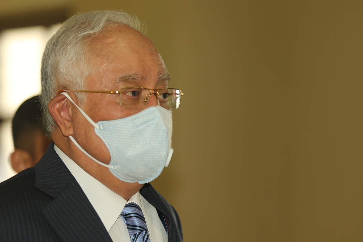 Najib's 1MDB-Tanore trial deferred again to next month due to CMCO