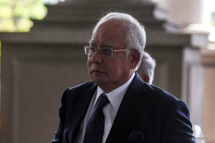 Prosecution appeals against stay order granted to Najib