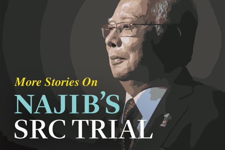 Day 2 of Najib's SRC trial