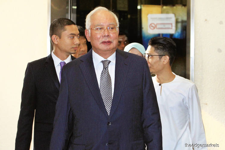 The Week Ahead: Start of Najib's 1MDB trial, banks' 2Q results in focus