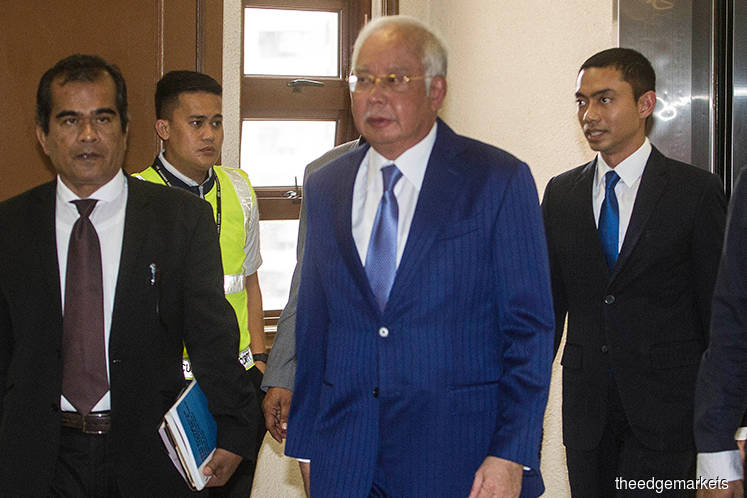 Court dismisses Najib's third  bid to postpone 1MDB trial
