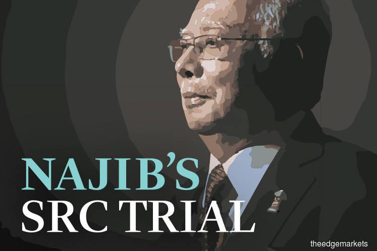 Umno man calls Najib 'bossku' in court