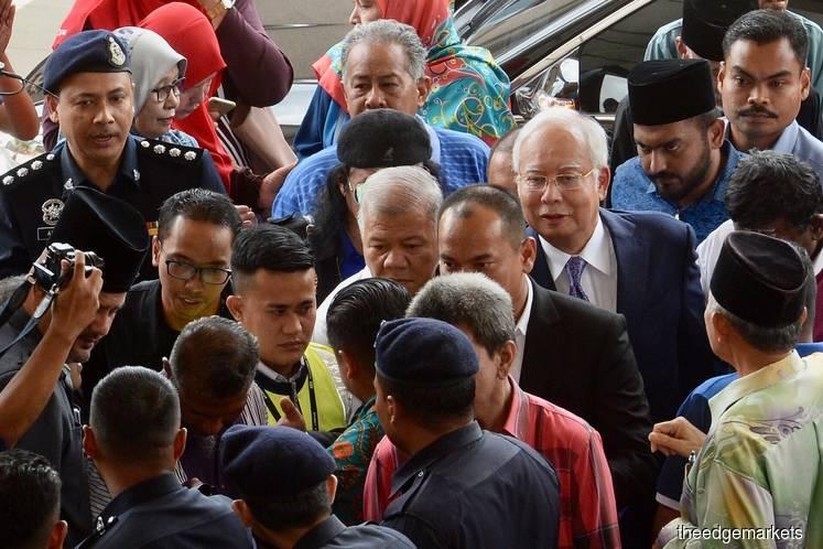 Apex Court dismisses Najib's 3 appeals in SRC case