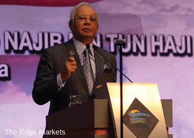 Najib admits getting RM42 million from SRC, but tells Ling to prove it