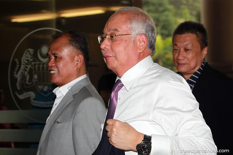 Day 8 of Najib's SRC trial: Last of cheque recipients, bankers expected to testify