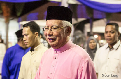 Twin Malaysia by-elections to reveal level of support for Najib