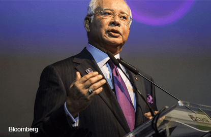 Najib wants to see bigger share from digital economy