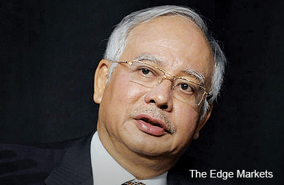Damages are secondary, sue WSJ now, lawyers tell Najib