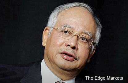 Najib says Malaysia 'succeeded in service economy transition'