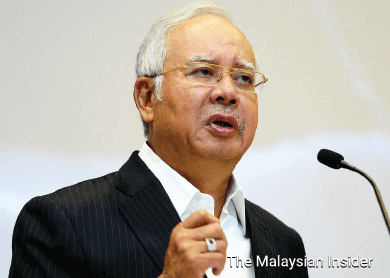 I'm open to criticism, but be fair, polite, says Najib