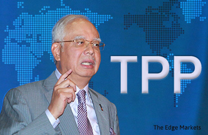 PM Najib on US TPP exit: 'Malaysia remains open for business'