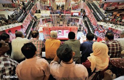 Political turmoil shakes nation