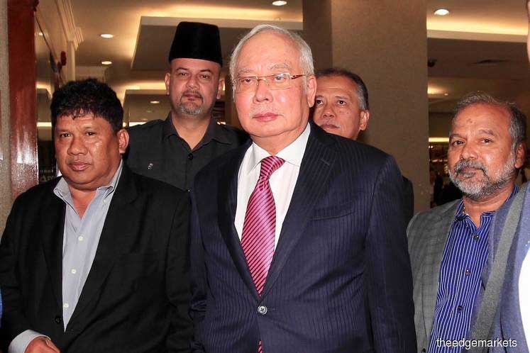 Ex-MACC chief suggested charging Najib with 1MDB, SRC-related crimes in 2015