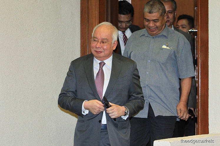 Najib knew about US$700m diversion to Good Star