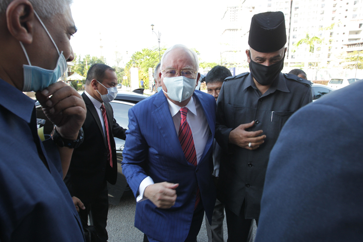 1MDB trial: High Court to hear Najib's application to remove Sri Ram on Monday. (Photo by Suhaimi Yusuf/The Edge)
