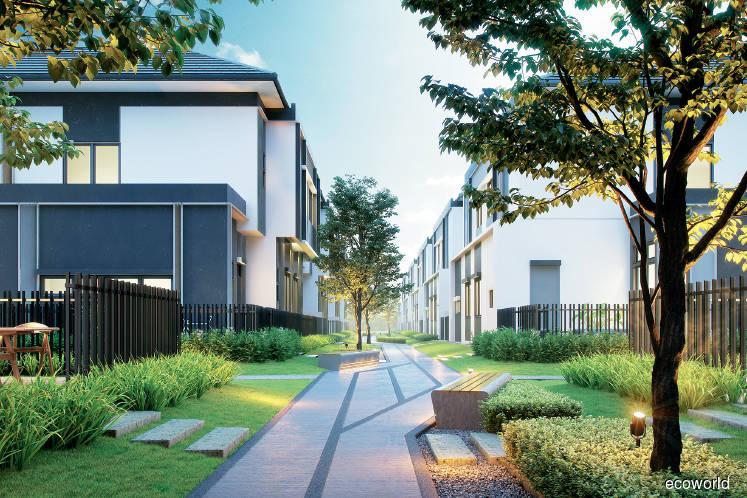 EcoWorld's NARA and Norton Garden achieve 70% take-up