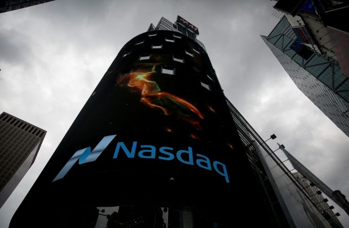 Nasdaq profit tops Wall St view, helped by robust trading