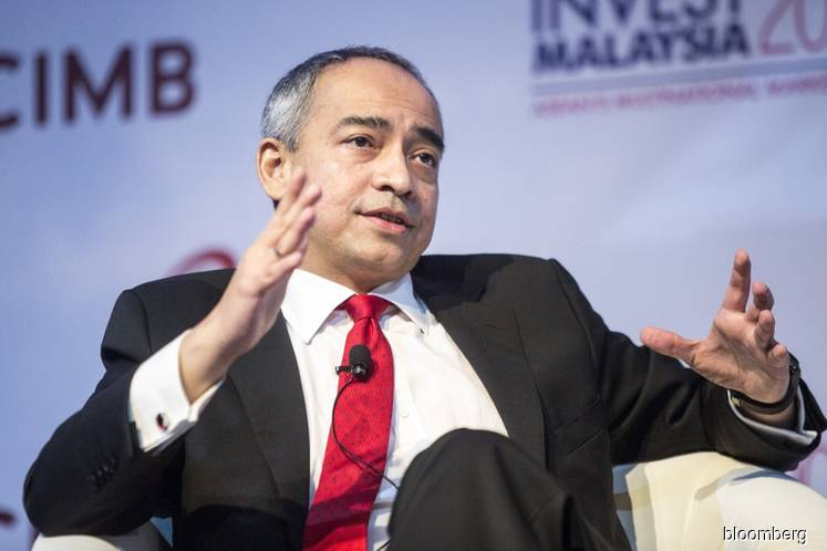 CIMB chairman Nazir confirms he's mulling private equity fund