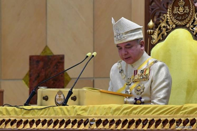 Sultan Nazrin calls on govt to tackle rising cost of foodstuff