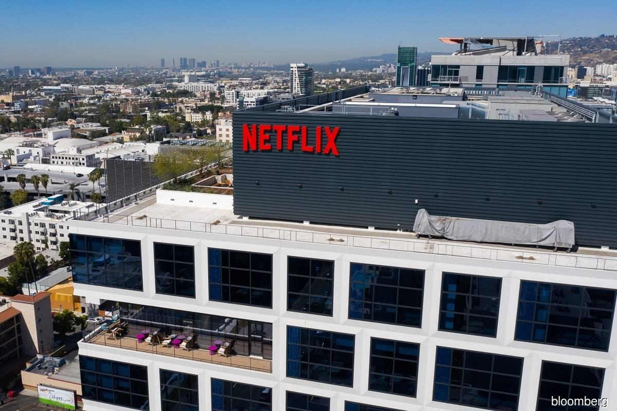 Netflix plunges after pandemic boom shudders to near halt