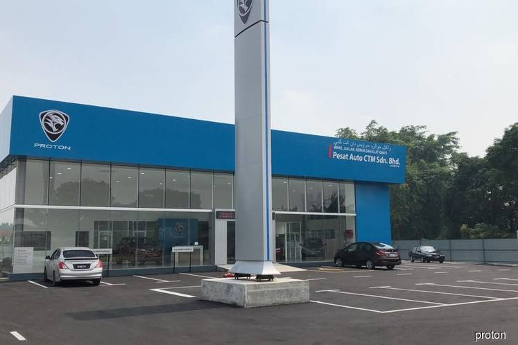 Pesat Auto opens third Proton 3S outlet in Kuantan