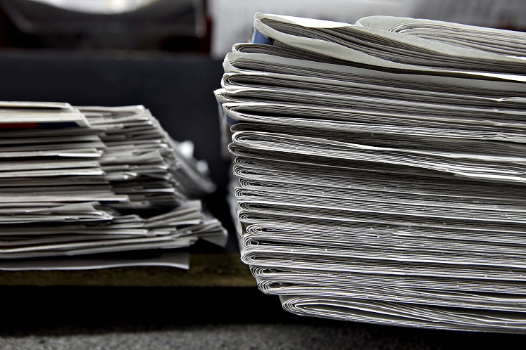 Traditional media 1Q adex down 9%, newspapers the biggest losers