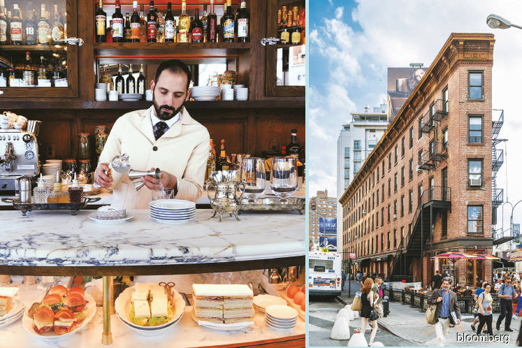 West Village is New York's hottest dining hood