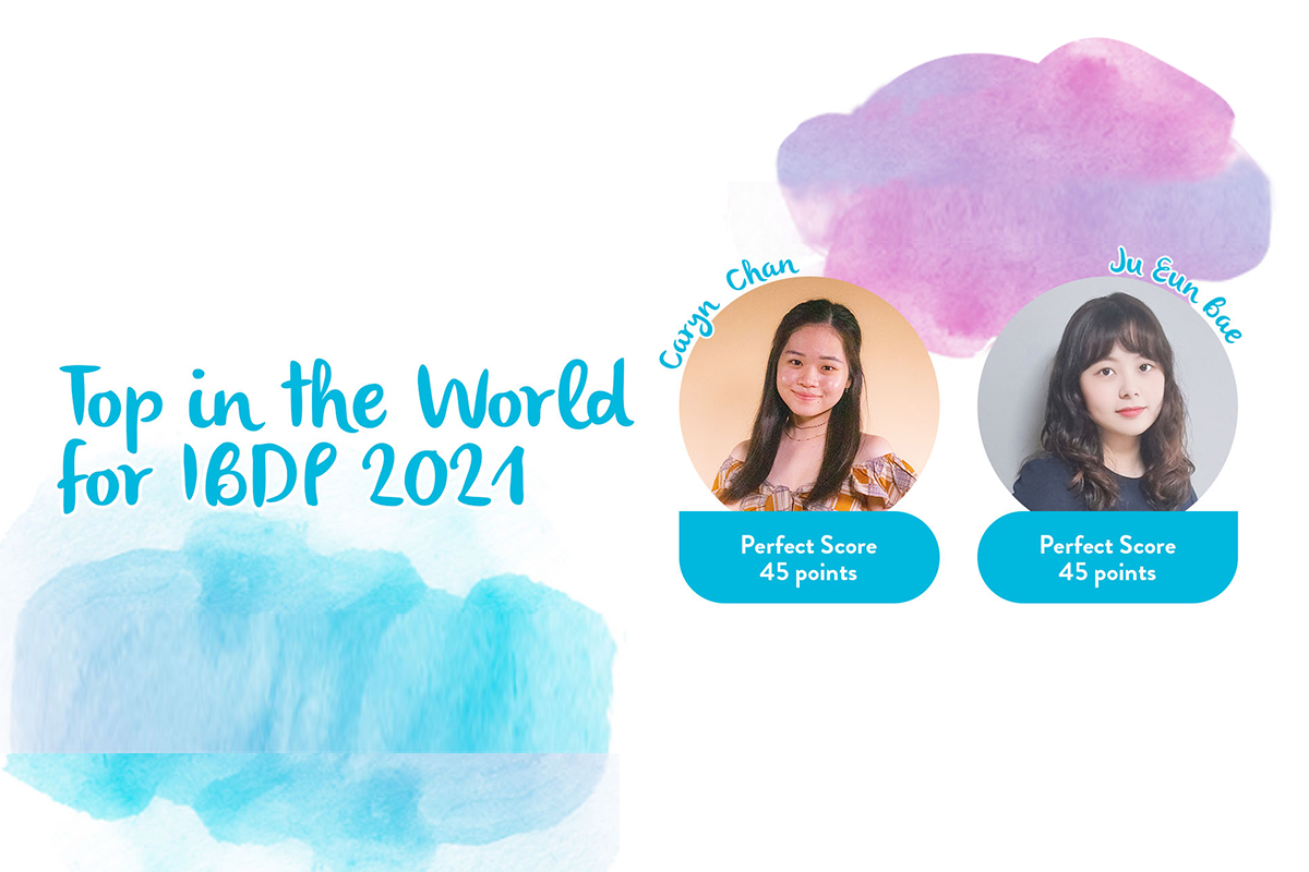 Nexus achieves World-beating IBDP Results, 2 learners recognised as Top in the World