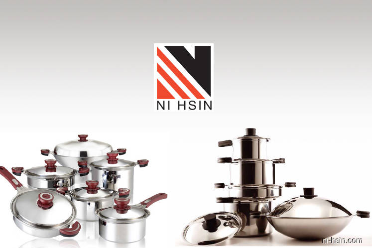 Ni Hsin signs distributorship deal with cookware maker
