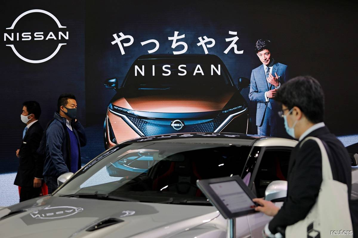 Helped by restructuring, Japan's Nissan trims whopping loss forecast