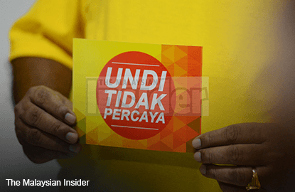 Bersih's no-confidence vote campaign against Najib gets 6,000 signatures in 24 hours