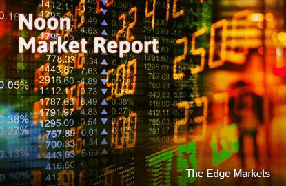 KLCI ekes out marginal gains in choppy trade