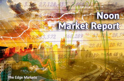 Limited gains as sentiment remains tepid