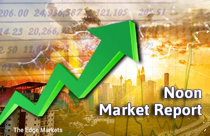 KLCI reverses loss but broader market sentiment remains wary