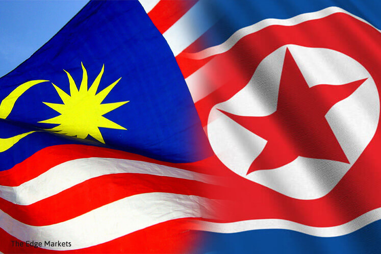 North Korea lets two Malaysians leave, talks on to lift travel ban