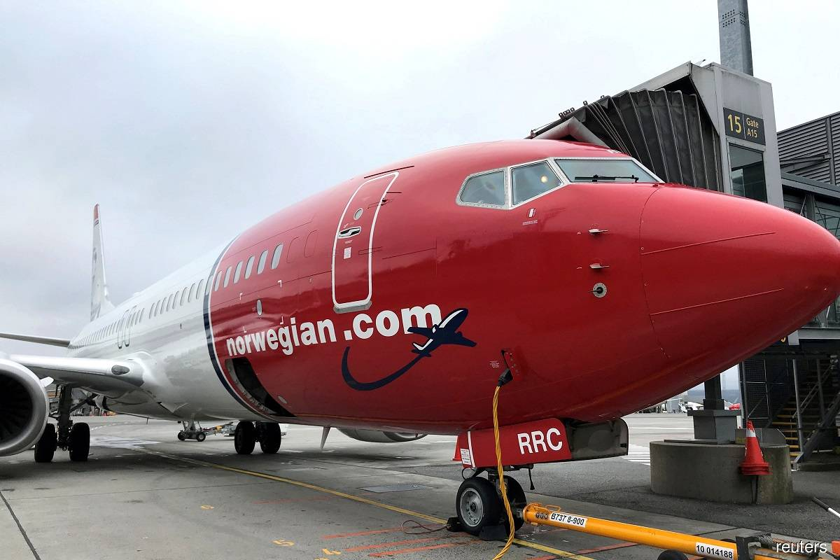 Norwegian Air to raise additional cash before bankruptcy exit