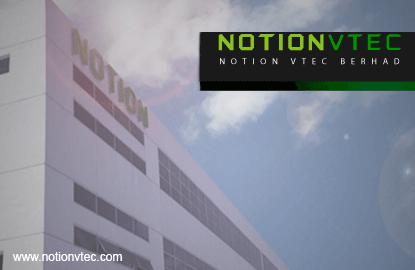 Notion VTec:股价因分析员乐观报告大增