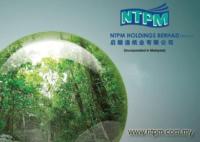 Public IB Research downgrades NTPM to Underperform, target 88 sen